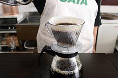 風味を最大限に活かすコーヒー&コーヒー牛乳をどうぞ