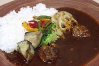 焼き野菜カレー